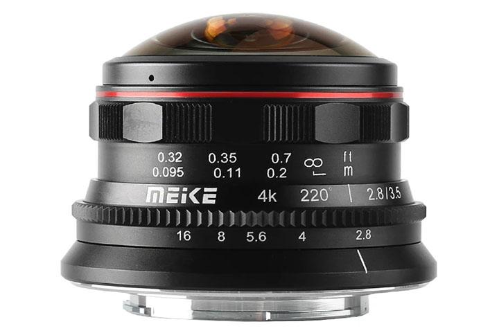 MEIKE 3.5mm 1: 2.8 Circular Fisheye