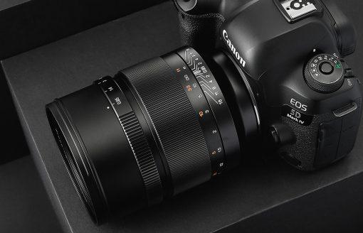 ZHONGYI Speedmaster EF 0.95/50mm (Mitakon Speedmaster 50mm f/0.95, Canon EF)
