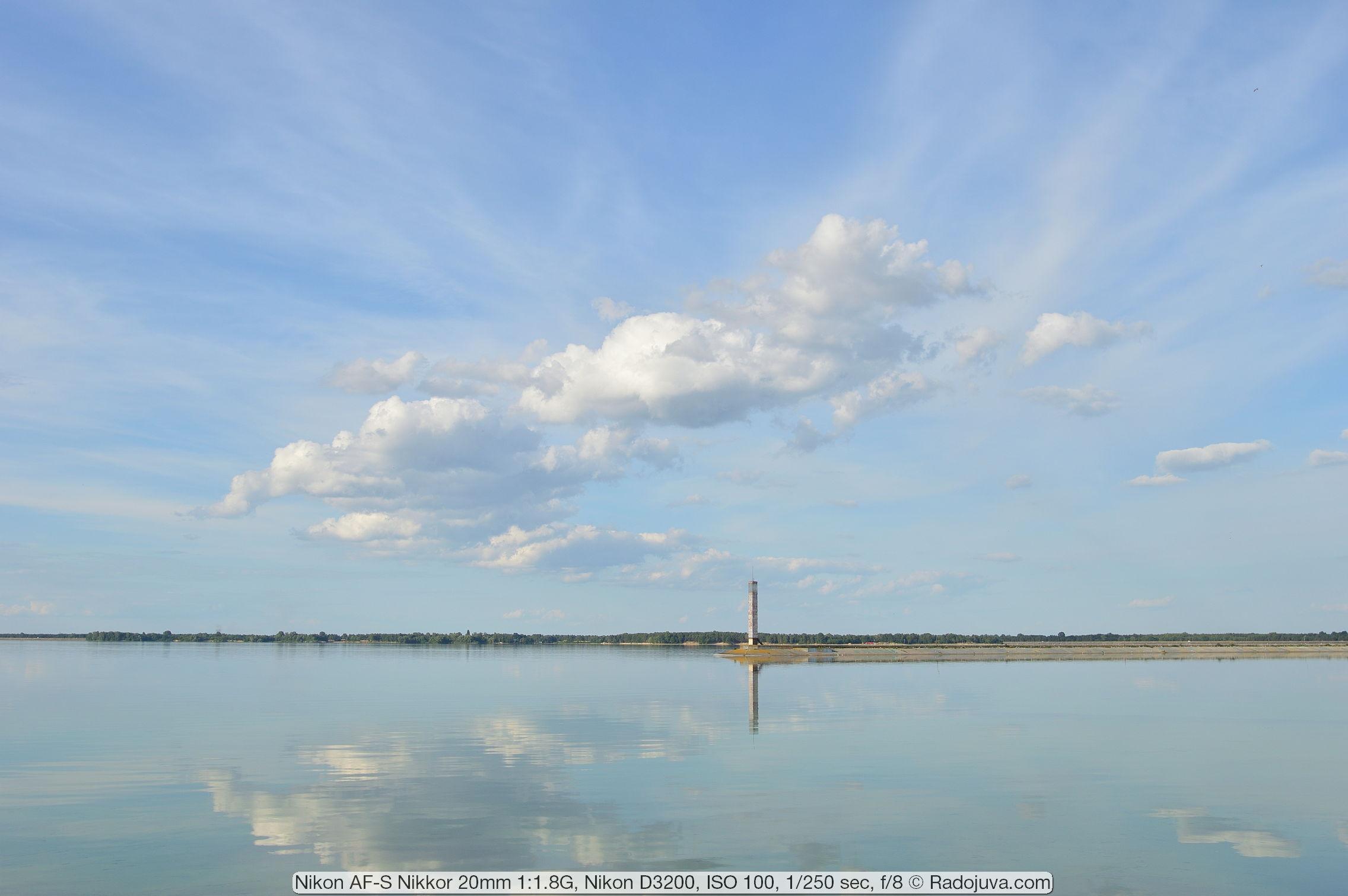 Пример фотографии на Nikon AF-S 20mm 1.8G
