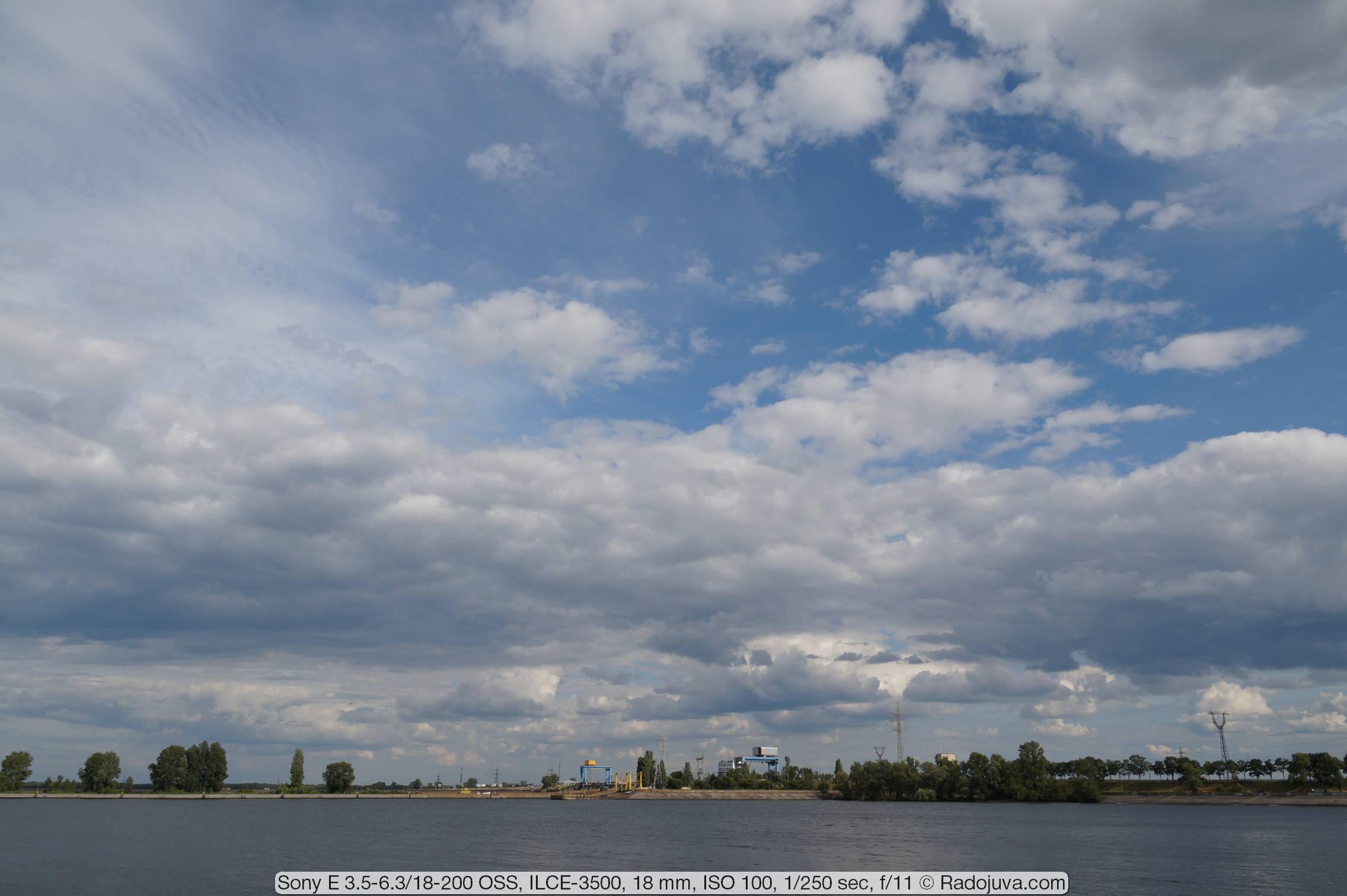 пример фотографии на Sony E 3.5-6.3 18-200 OSS