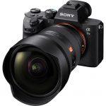 Sony FE 2.8 / 12-24 G GM (SEL1224GM) on Sony a7 iii camera