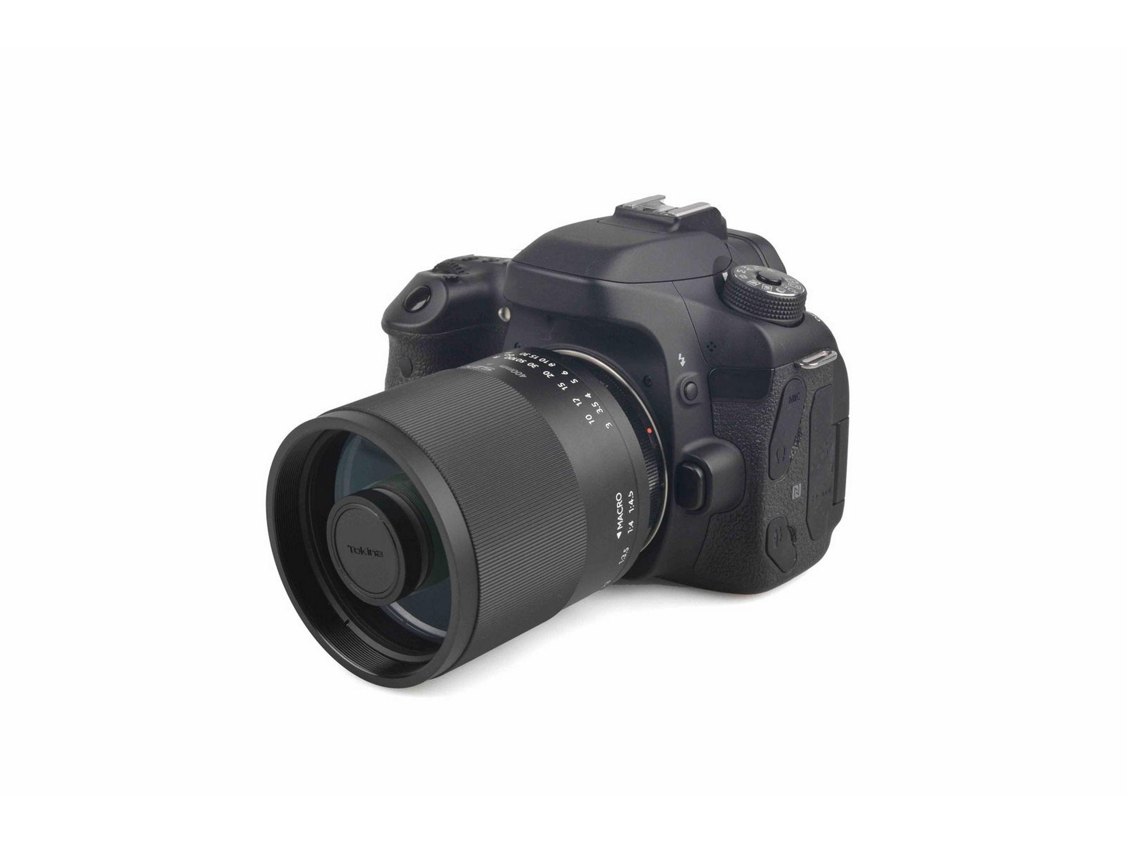 Tokina SZX 400mm F8 Feflex MF
