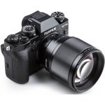 Объектив Viltrox AF 85mm F1.8 II XF STM ED IF (вторая версия, MK II) на фотоаппарате X-T3