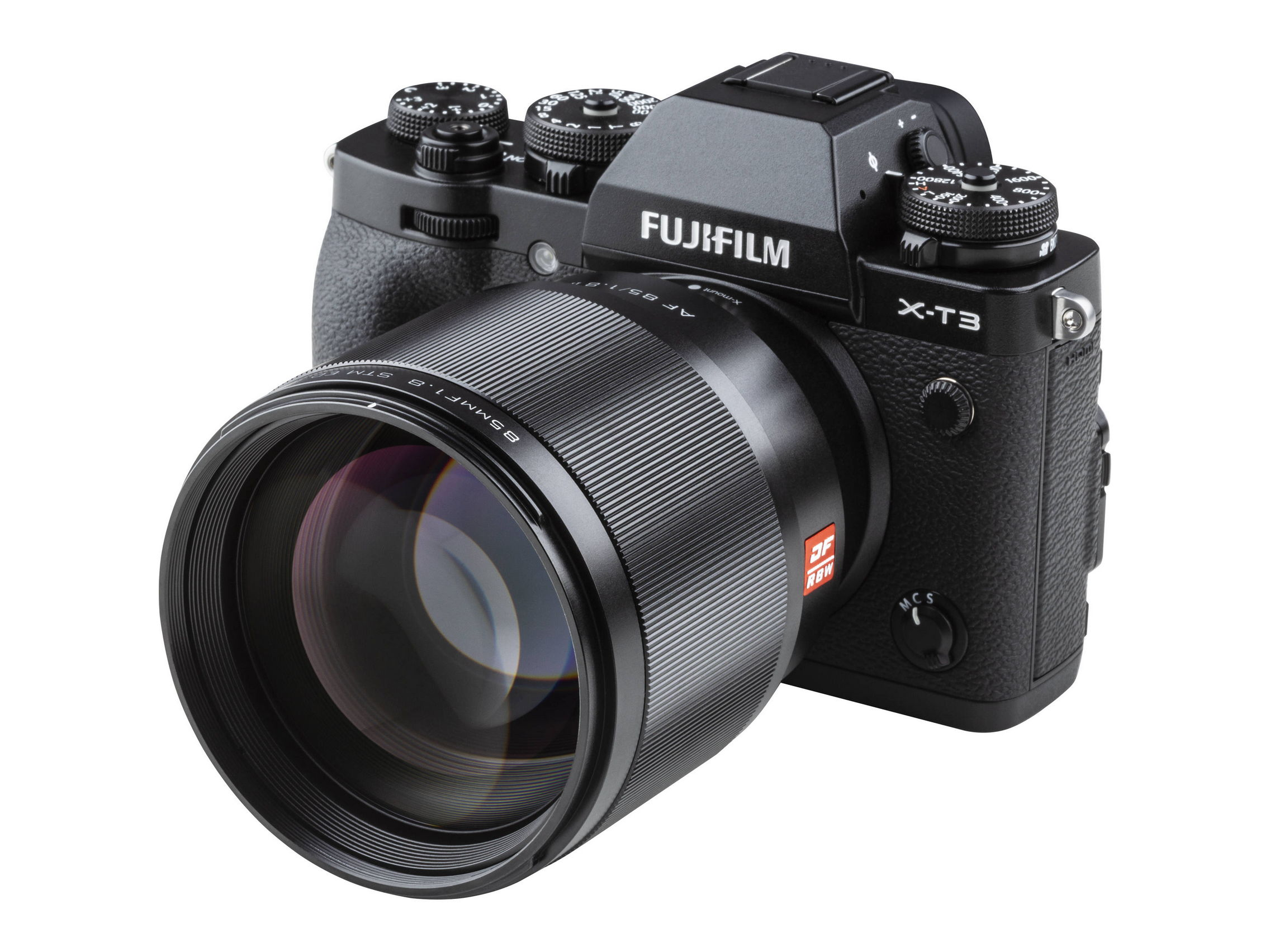 Объектив Viltrox AF 85mm F1.8 II XF STM ED IF (вторая версия, MK II) на фотоаппарате Fujifilm X-T3