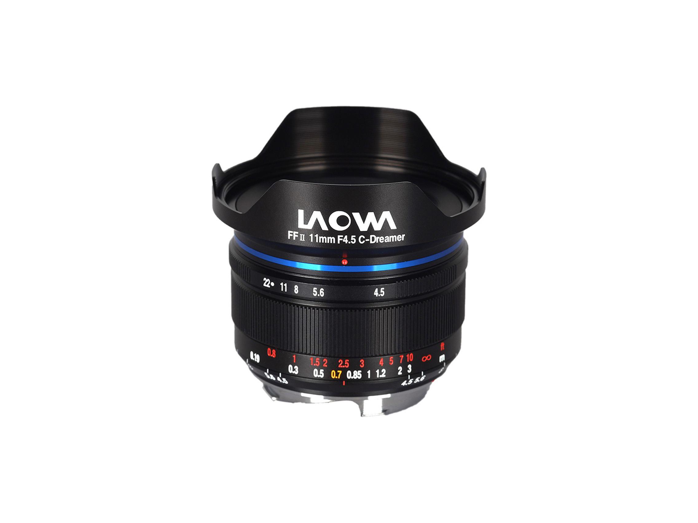 Laowa FF II 11mm F4.5 C-Dreamer RL
