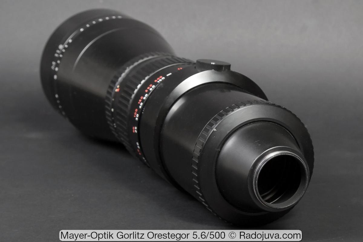 Meyer-Optik Gorlitz Orestegor 5.6/50