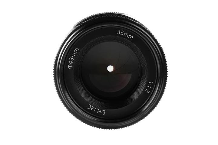 PERGEAR 35mm 1: 1.2 HD.MC
