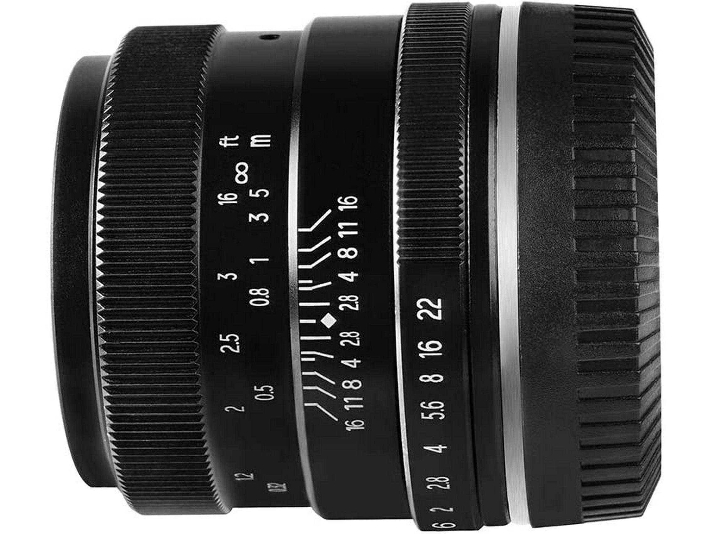 PERGEAR 35mm 1:1.2 HD.MC