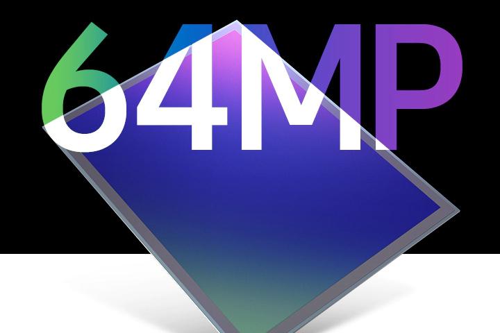SAMSUNG CMOS BSI Bright ISOCELL Plus GW1