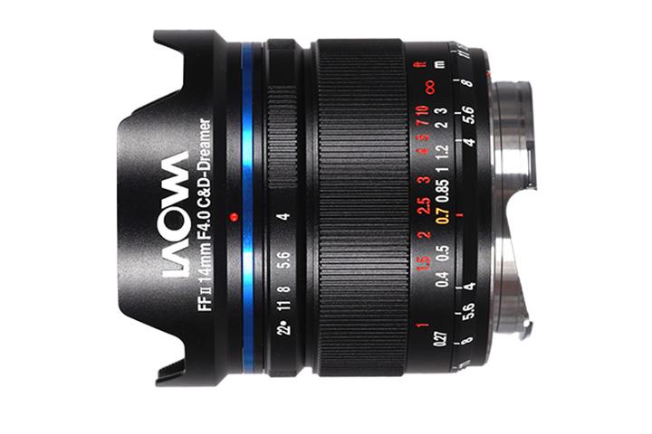Laowa FF II 14mm F4.0 C & D-Dreamer RL