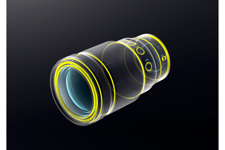 Nikon Nikkor Z 50mm 1:1.2 S