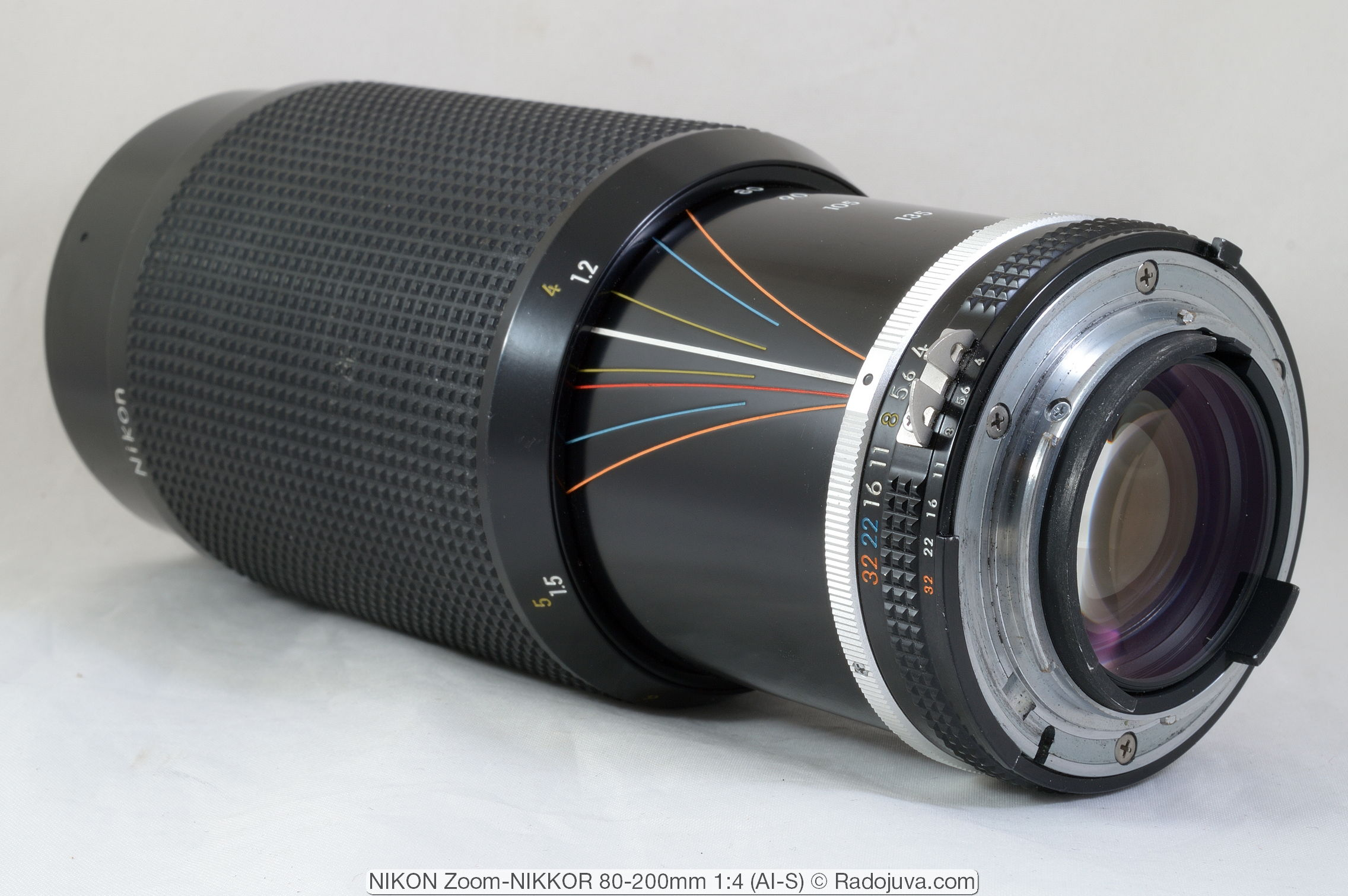 NIKON Zoom-NIKKOR 80-200mm 1:4 (AI-S)