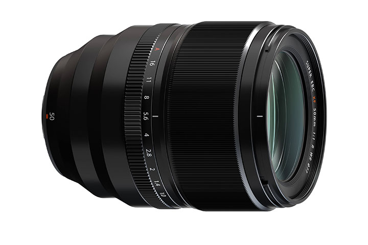 FUJINON ASPHERICAL LENS SUPER EBC XF 50mm 1: 1 R WR