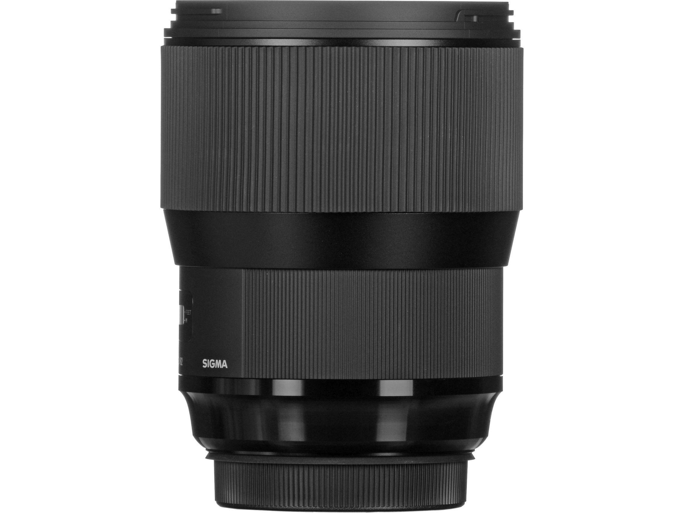 Sigma 135mm 1:1.8 DG A (ART)