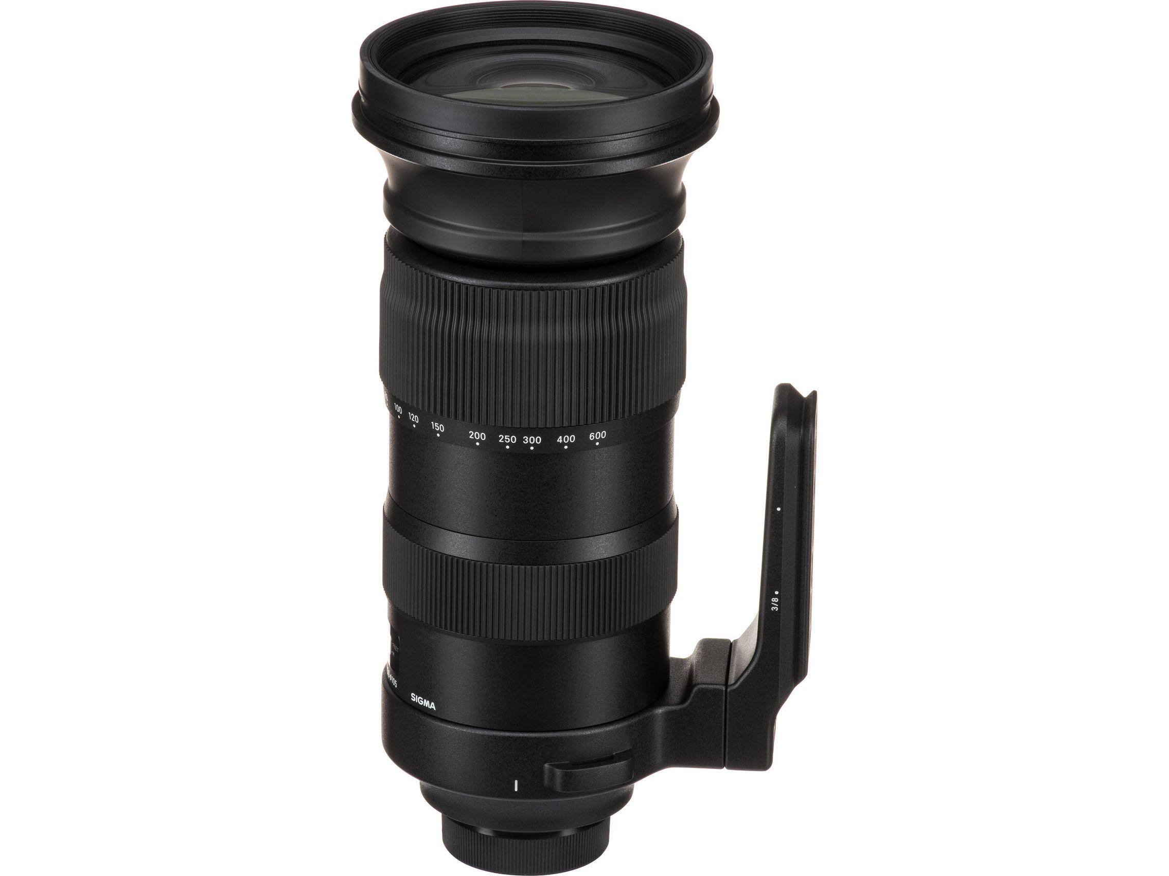 Sigma 60-600mm 1:4.5-6.3 DG S (Sport, OS