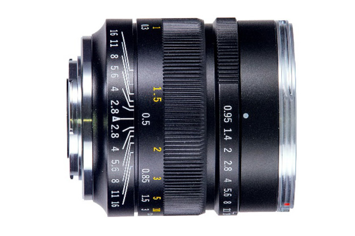 Mitakon Zhongyi Speedmaster 17mm f/0.95