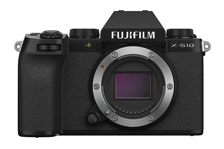 FUJIFILM X-S10