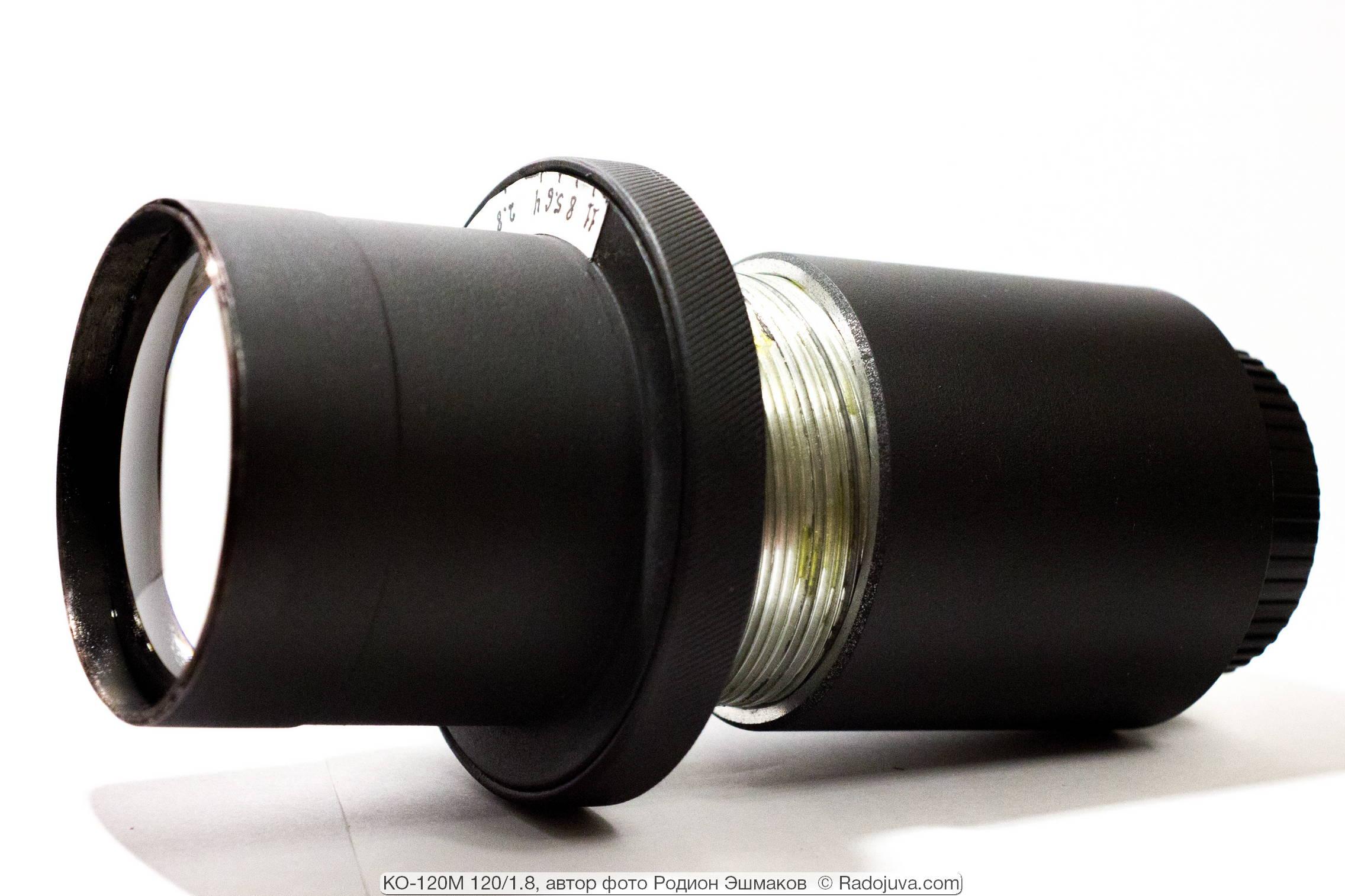 Геликоид для этого объектива сделан «на века» и обеспечивает комфортную фокусировку в любых условиях.