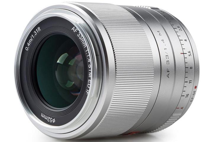 Viltrox AF 33mm 1:1.4 STM ED IF (модель AF 33/1.4 M для Canon EOS EF-M).