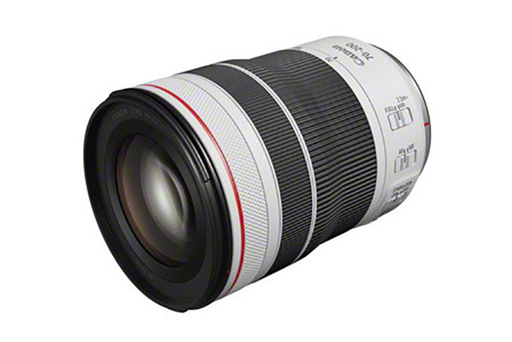 Canon Lens RF 70-200mm F4 L IS USM