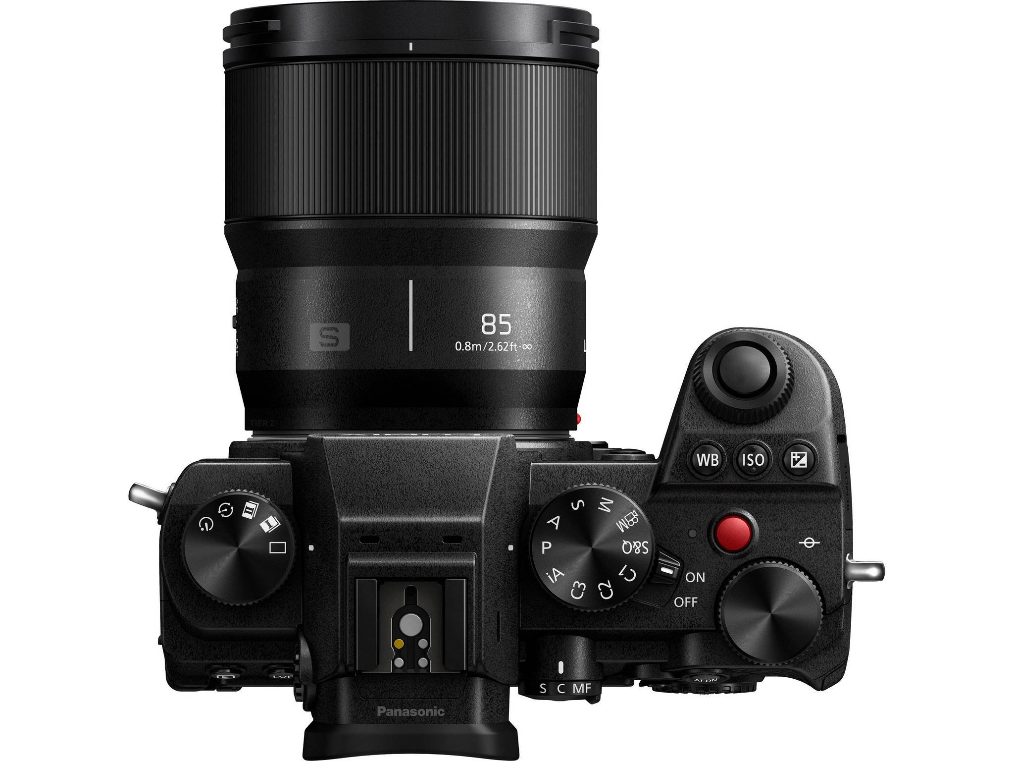 Panasonic LUMIX S F 1.8 85mm Leica L