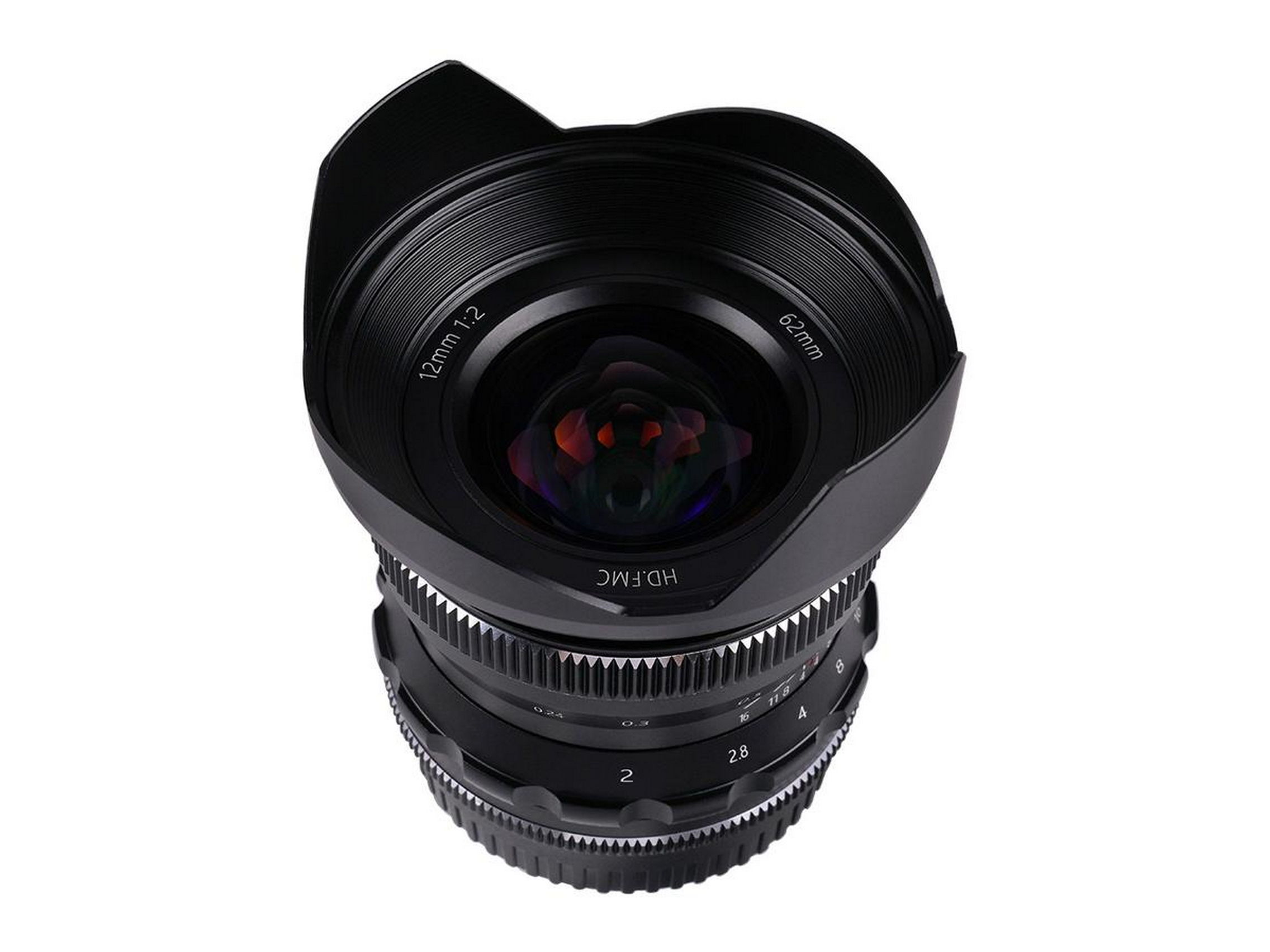 PERGEAR 12mm 1:2 HD.FMC