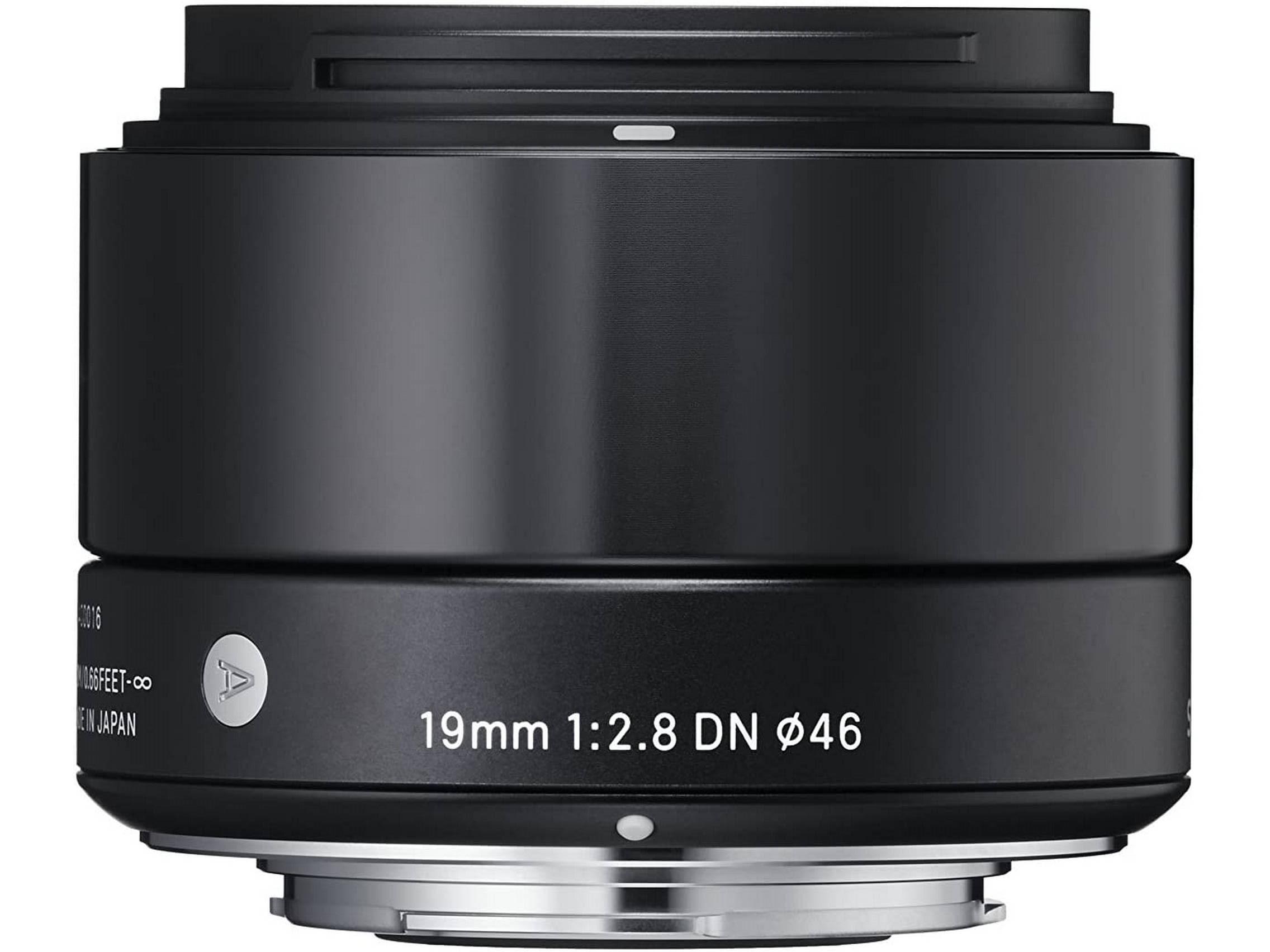 Sigma 19mm 1:2.8 DN A (ART)