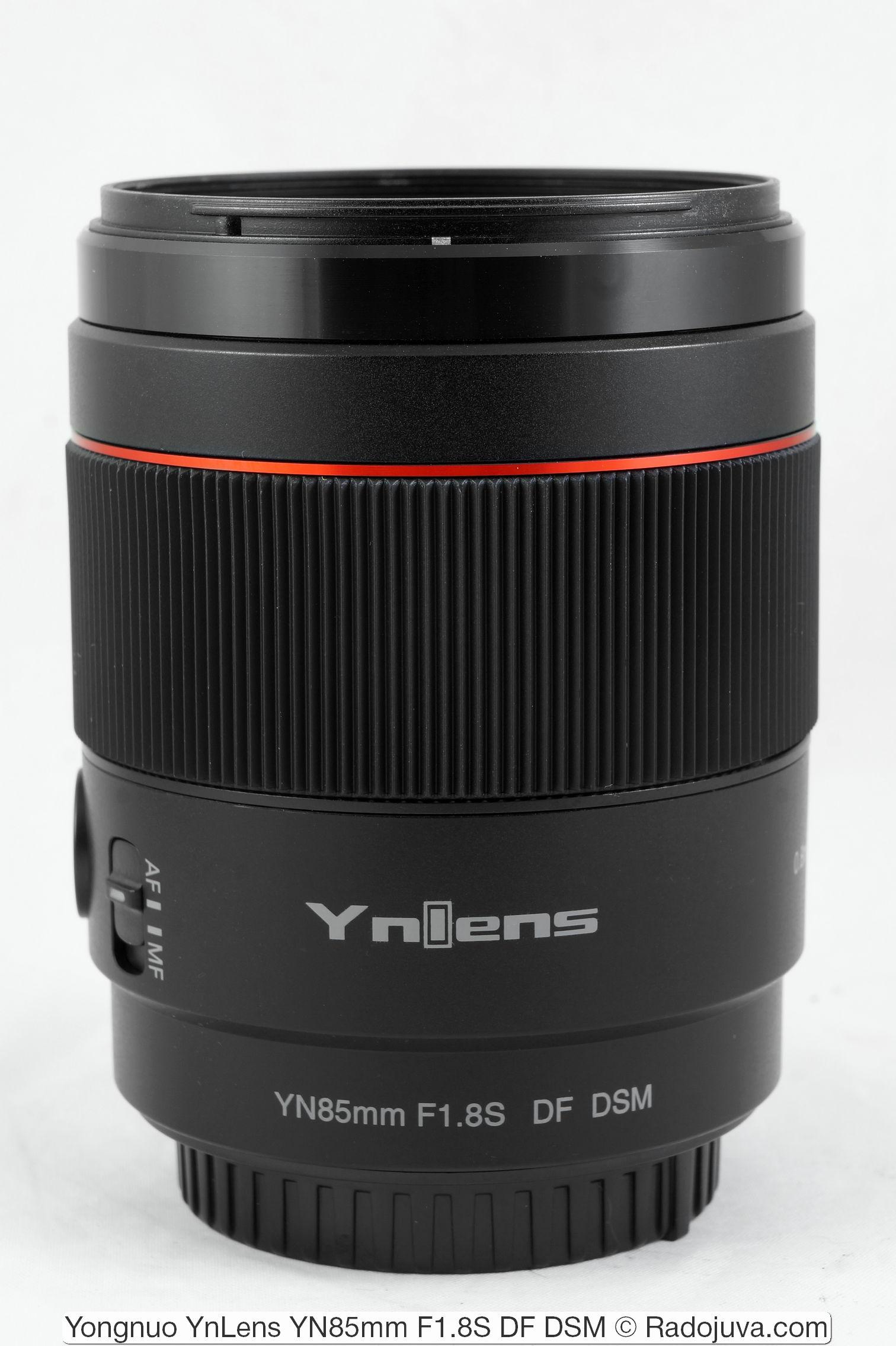 Yongnuo YnLens YN85mm F1.8S DF DSM (для Sony E/FE)