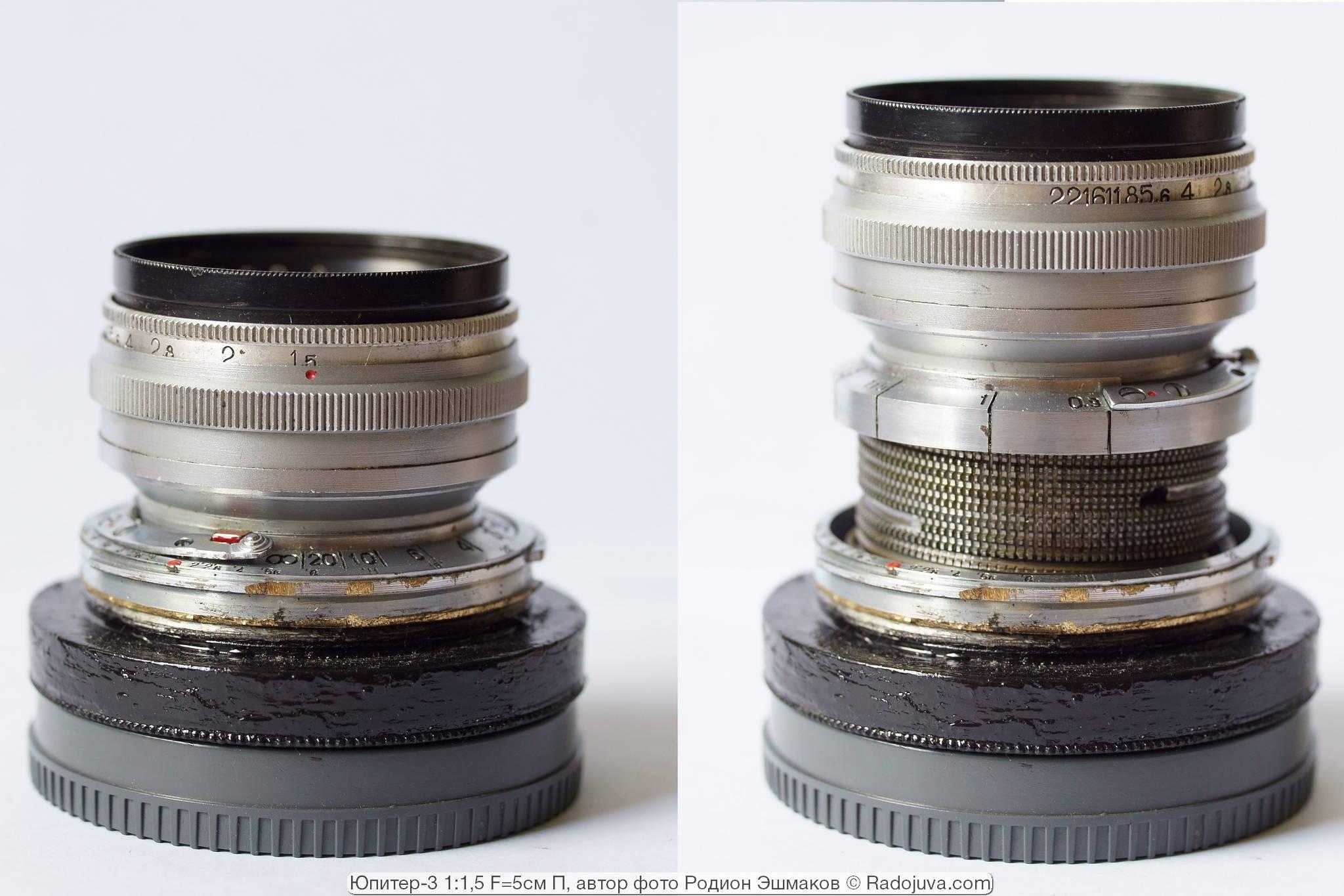 Большой диапазон дистанций фокусировки – киллер-фича объективов Contax RF на современных камерах.