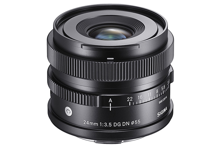 Sigma 24mm 1:3.5-6.3 DG DN C (Contemporary)
