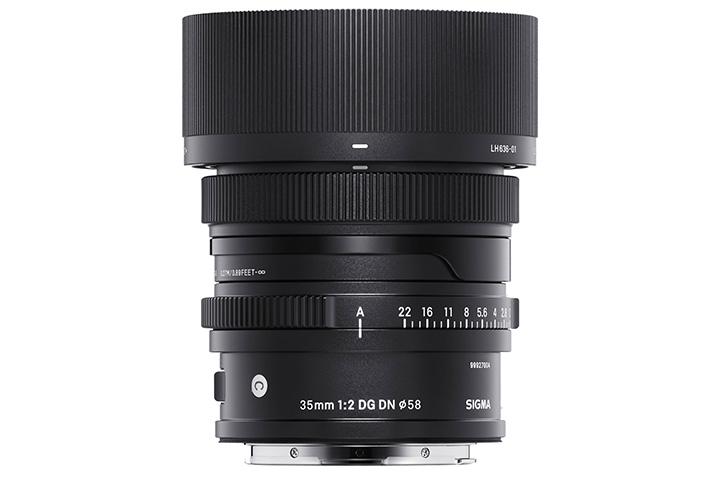 Sigma 35mm 1:2 DG DN C | Contemporary