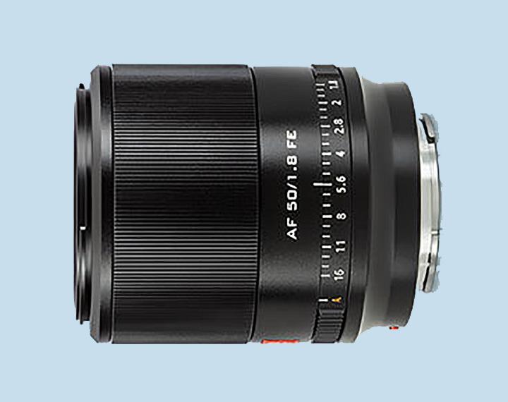 Viltrox AF 50mm 1:1.8 STM ASHP ED IF FE
