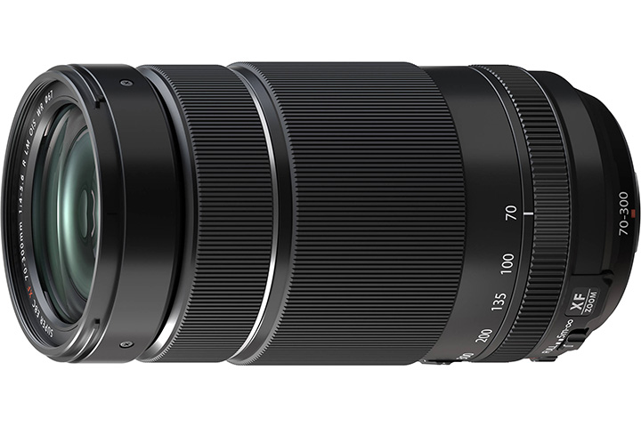 Fujifilm FUJINON ASPHERICAL LENS SUPER EBC XF 70-300mm 1:4-5.6 R LM OIS WR
