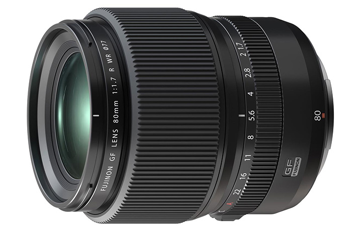 Fujifilm FUJINON GF LENS 80mm 1:1.7 R WR