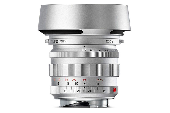 eica Noctilux M 50mm f/1.2 ASPH Heritage limited edition