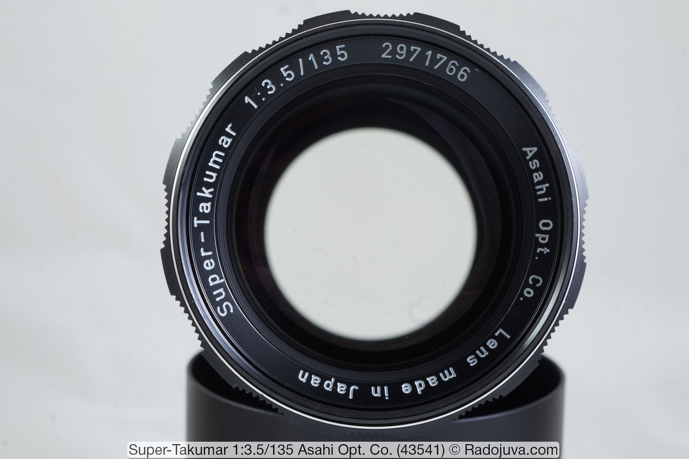Super-Takumar 1:3.5/135 Asahi Opt. Co.