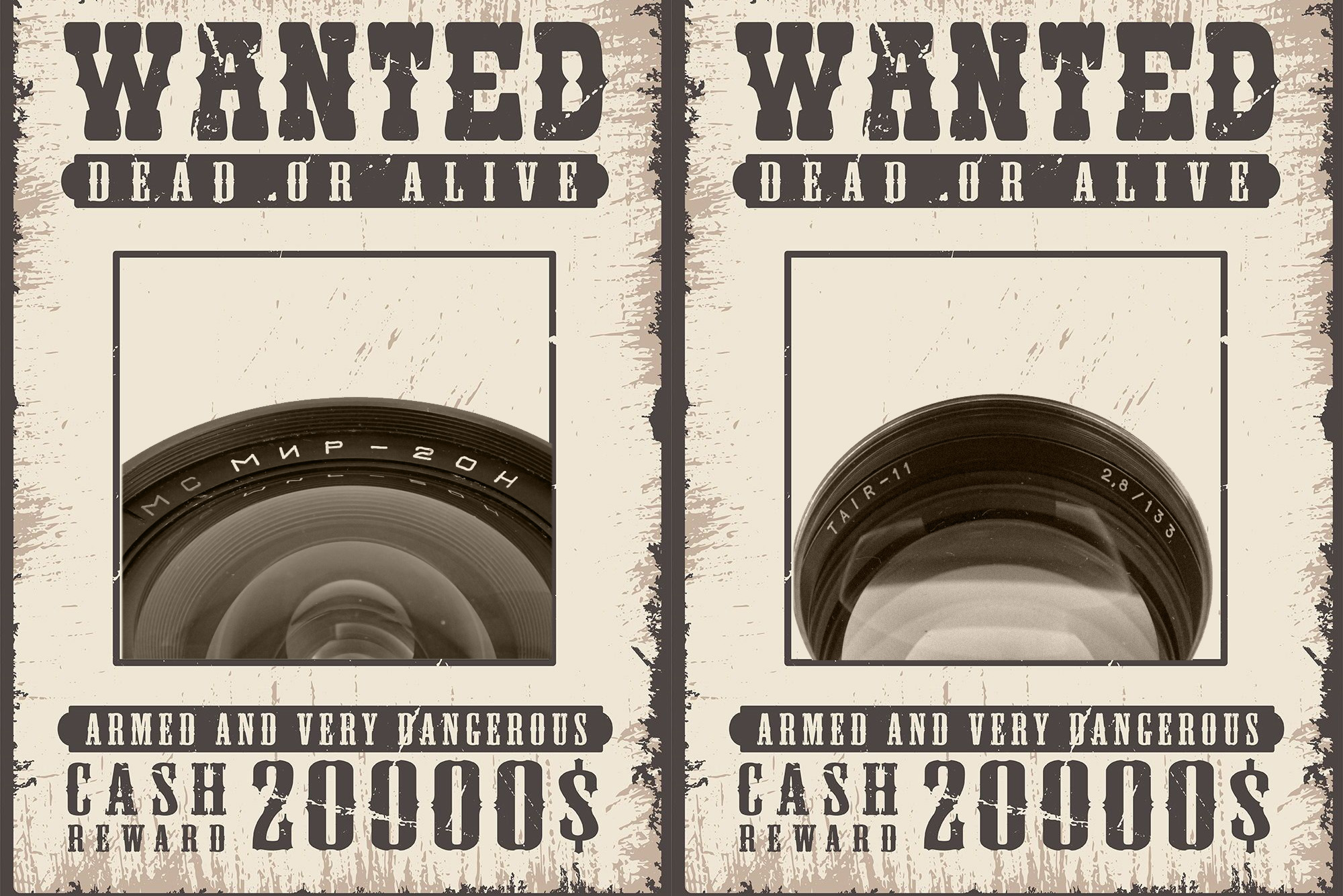 Soviet lenses are wanted!
