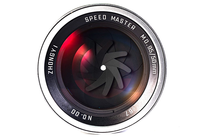 ZHONGYI SPEED MASTER M 0.95/50mm для Leica M