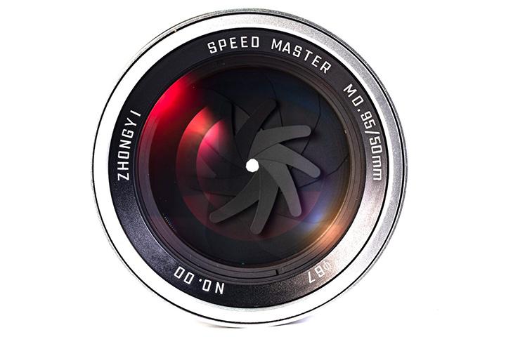 ZHONGYI SPEED MASTER M 0.95 / 50mm for Leica M
