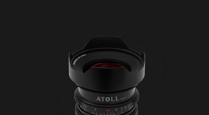 Lomography Atoll Ultra-Wide 2.8/17 Art Lens
