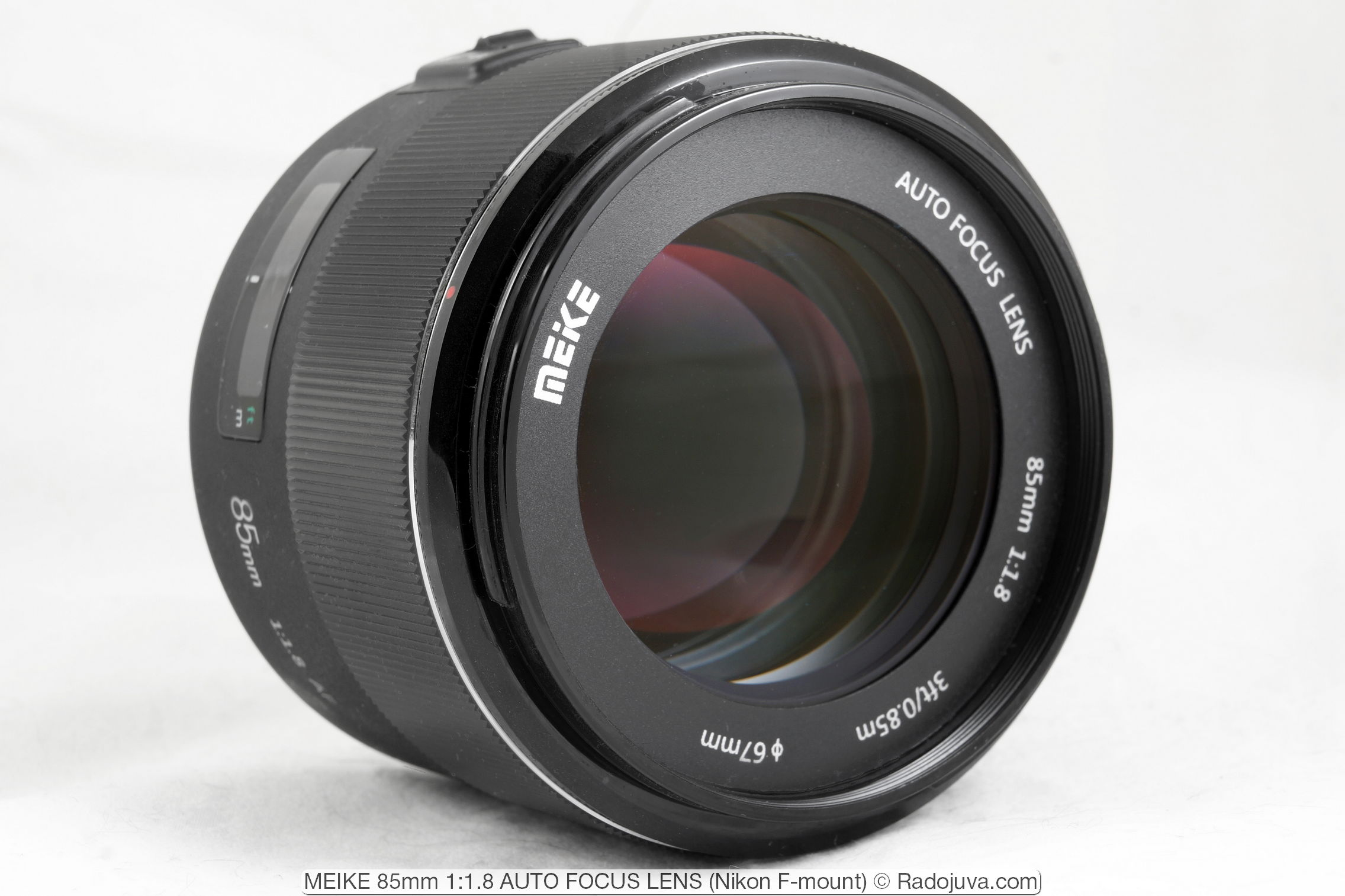 Meike 85mm 1: 1.8 AF (for Nikon F mount)