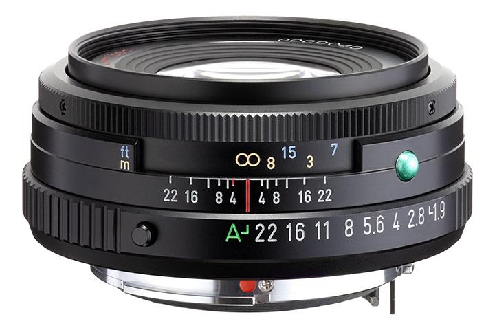Pentax HD Pentax-FA 1:1.9 43mm Limited