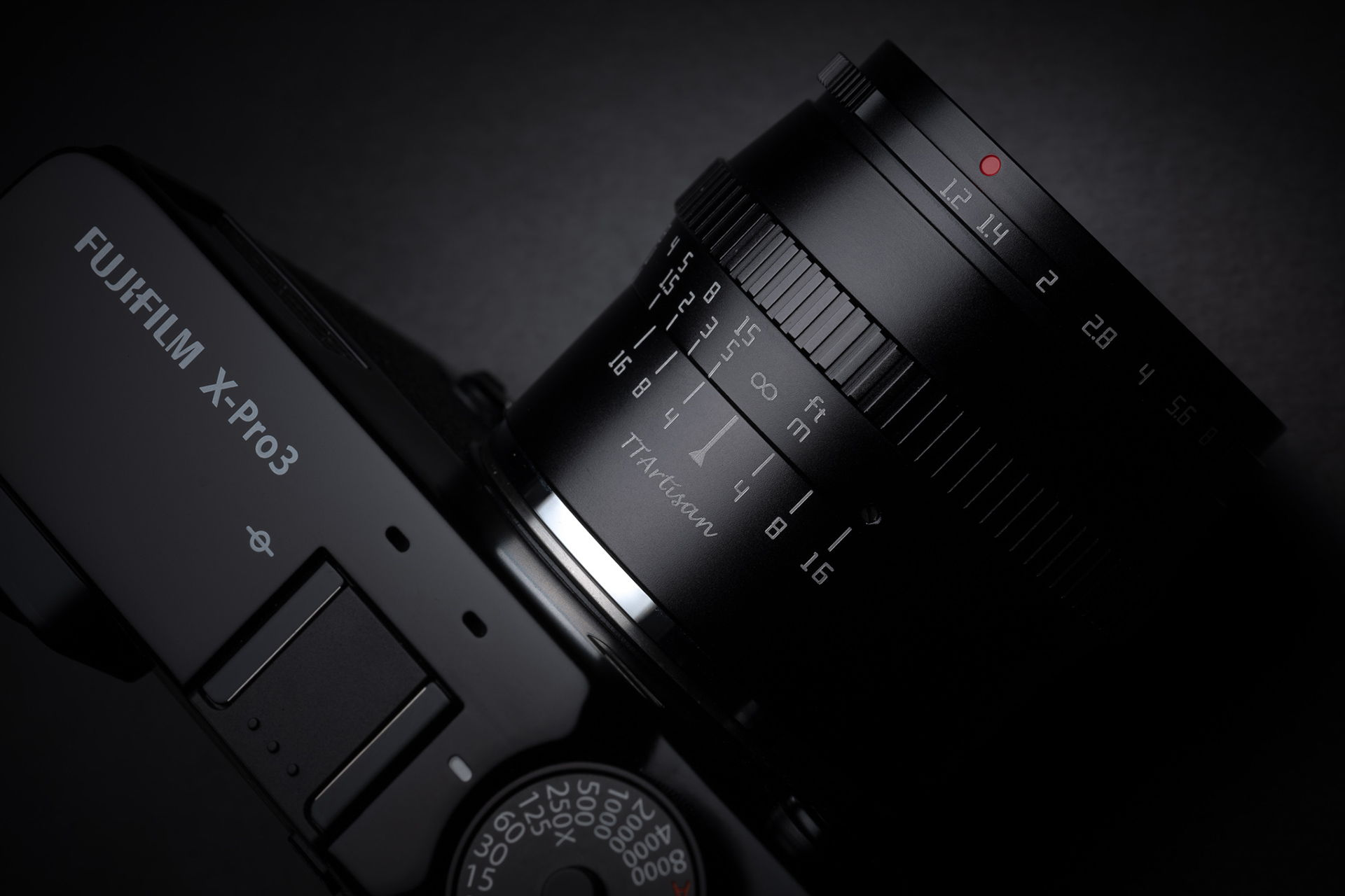 TTArtisan APS-C 50mm F1.2 DJ-OPTICAL