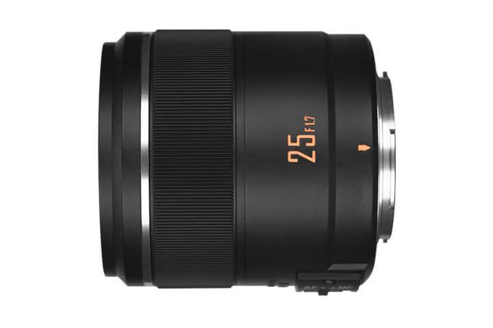 Yongnuo 25mm 1: 1.7 STM ASHP (YN25mm F1.7M for Micro 4/3)