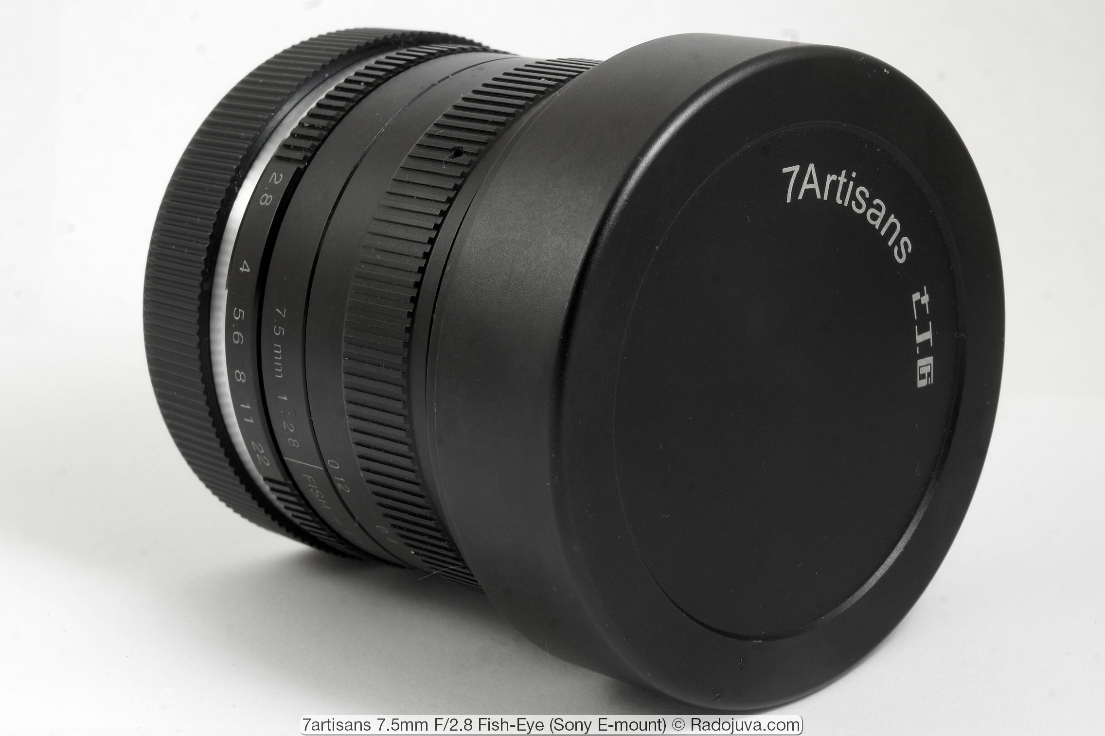 7artisans 7.5mm F/2.8 Fish-Eye