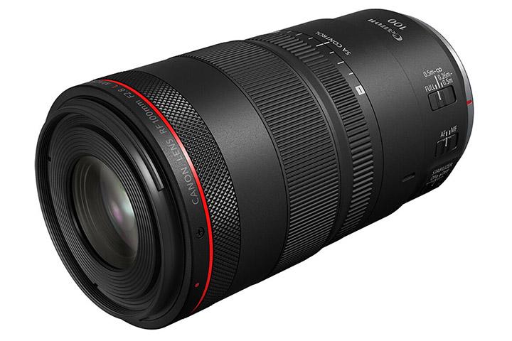 Canon Lens RF 100mm F2.8 L MACRO IS USM