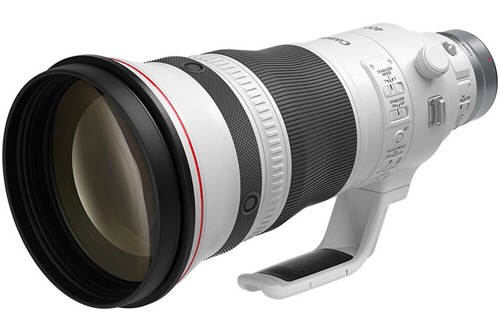 Canon Lens RF 400mm F2.8 L IS USM