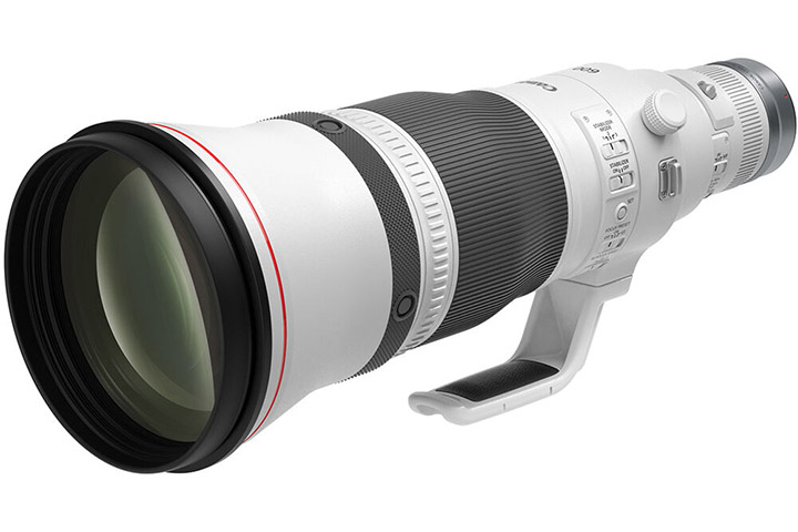 Canon Lens RF 600mm F4 L IS USM