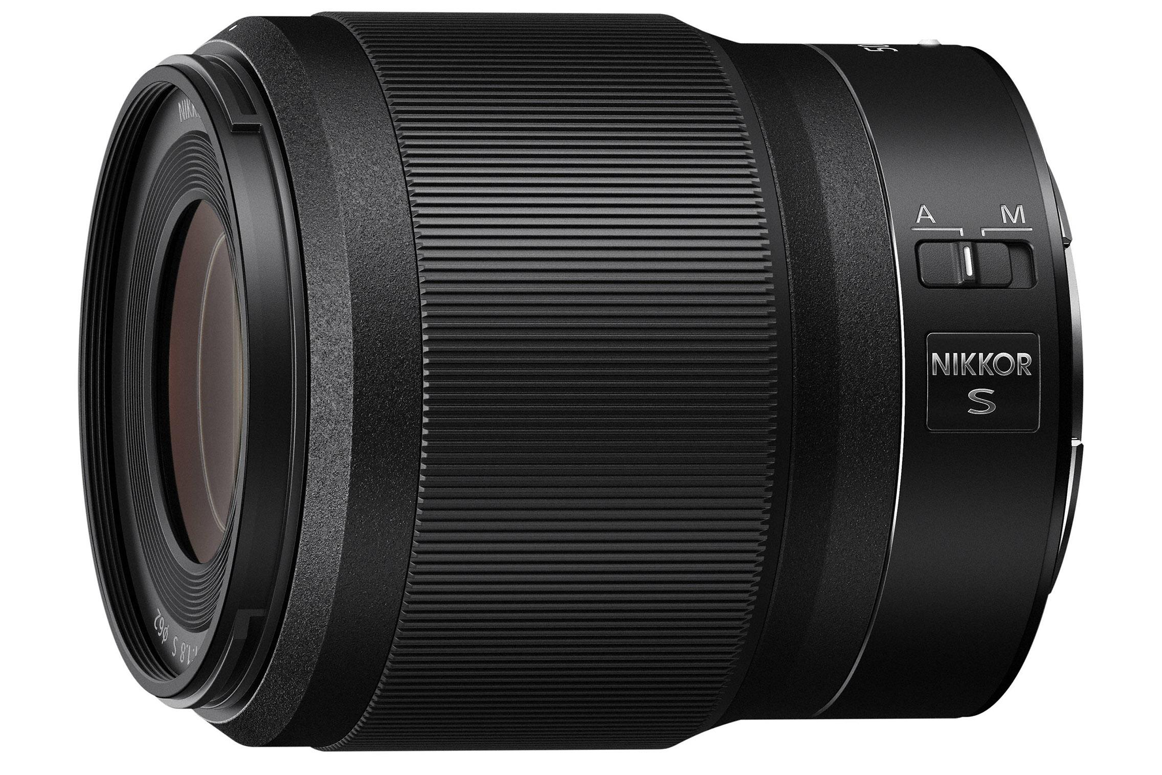 Nikon Nikkor Z 50mm 1: 1.8 S