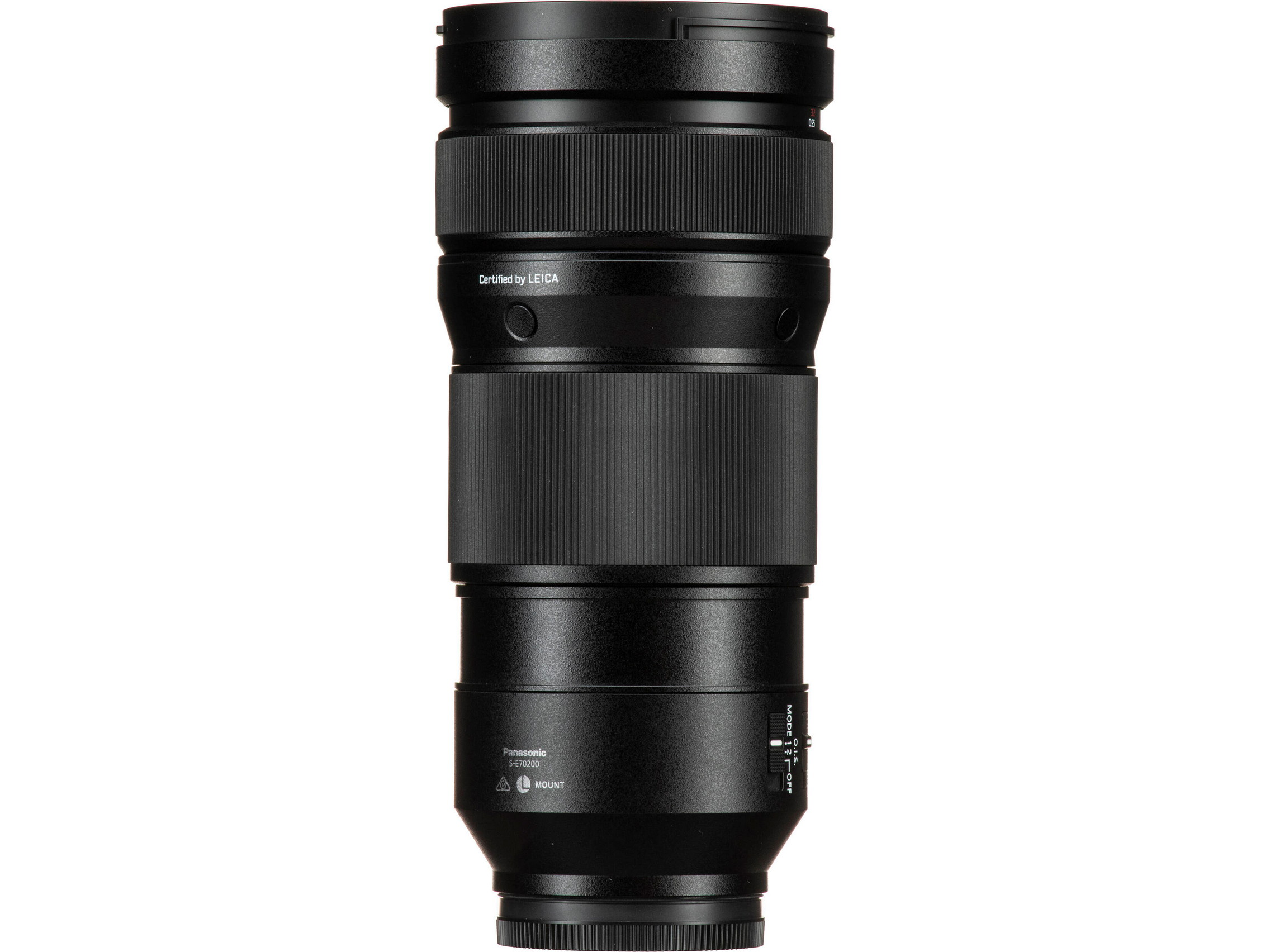 Panasonic LUMIX S PRO 1:2.8/70-200mm O.I.S. Certified by LEICA